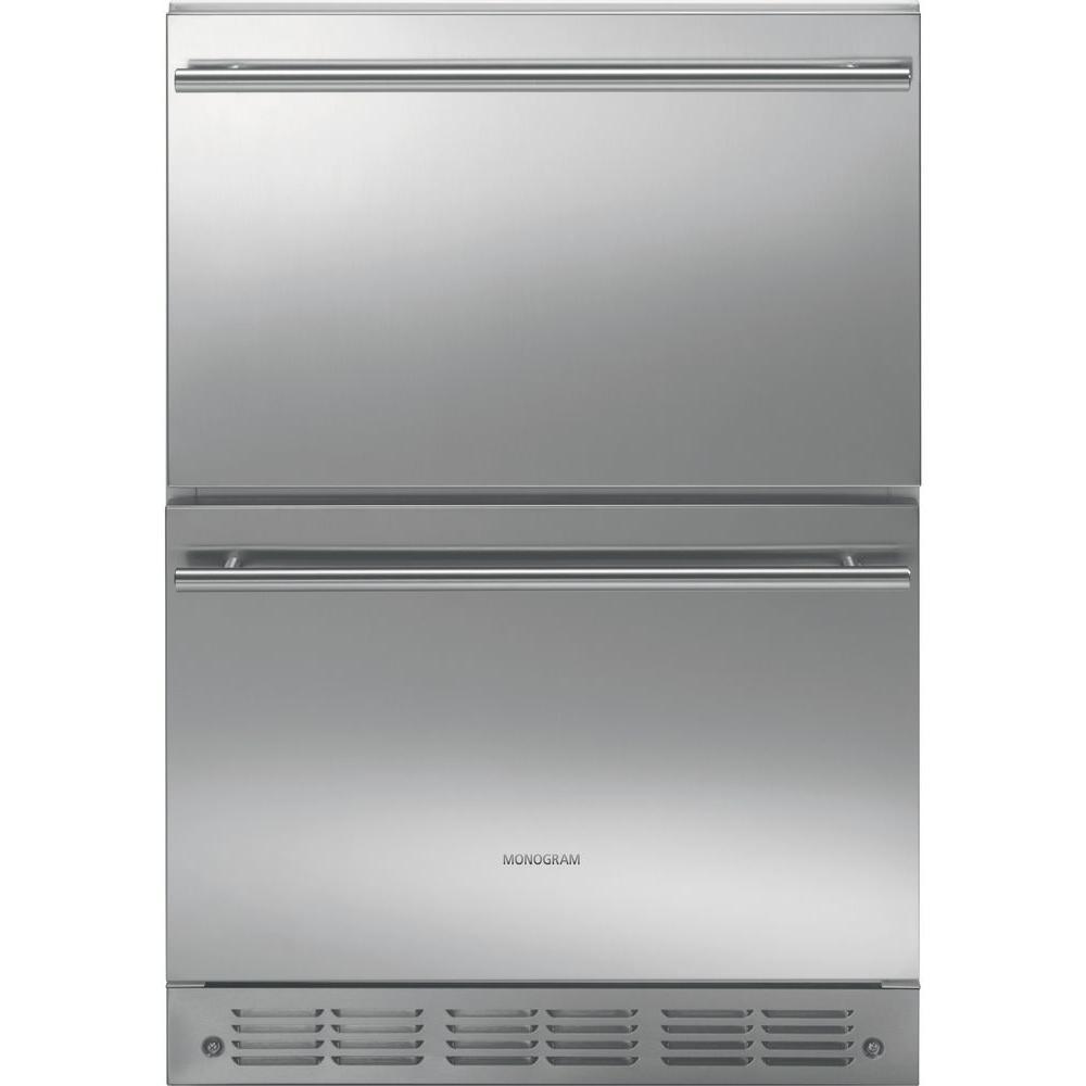 Ge Monogram Double Drawer Refrigerator Module
