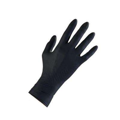 Medium Onyx Nitrile Gloves (200-Count)