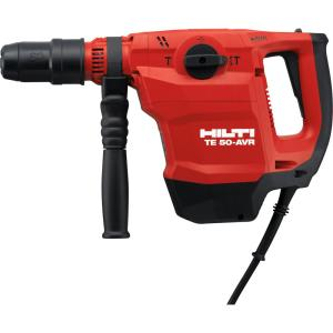 Hilti TE 50 AVR SDS Max Hammer Drill/Chipping Hammer with Dust Removal System by Hilti