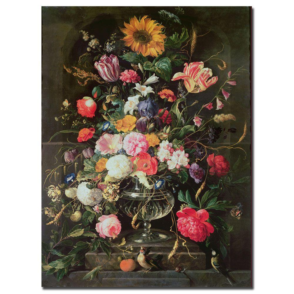 18 in. x 24 in. Still Life Canvas Art