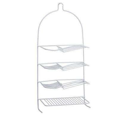 Rubber Shower Organizer Caddy