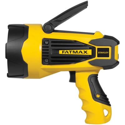 Stanley Rechargeable 920 Lumens LED Lithium-Ion Spotlight, Yellow