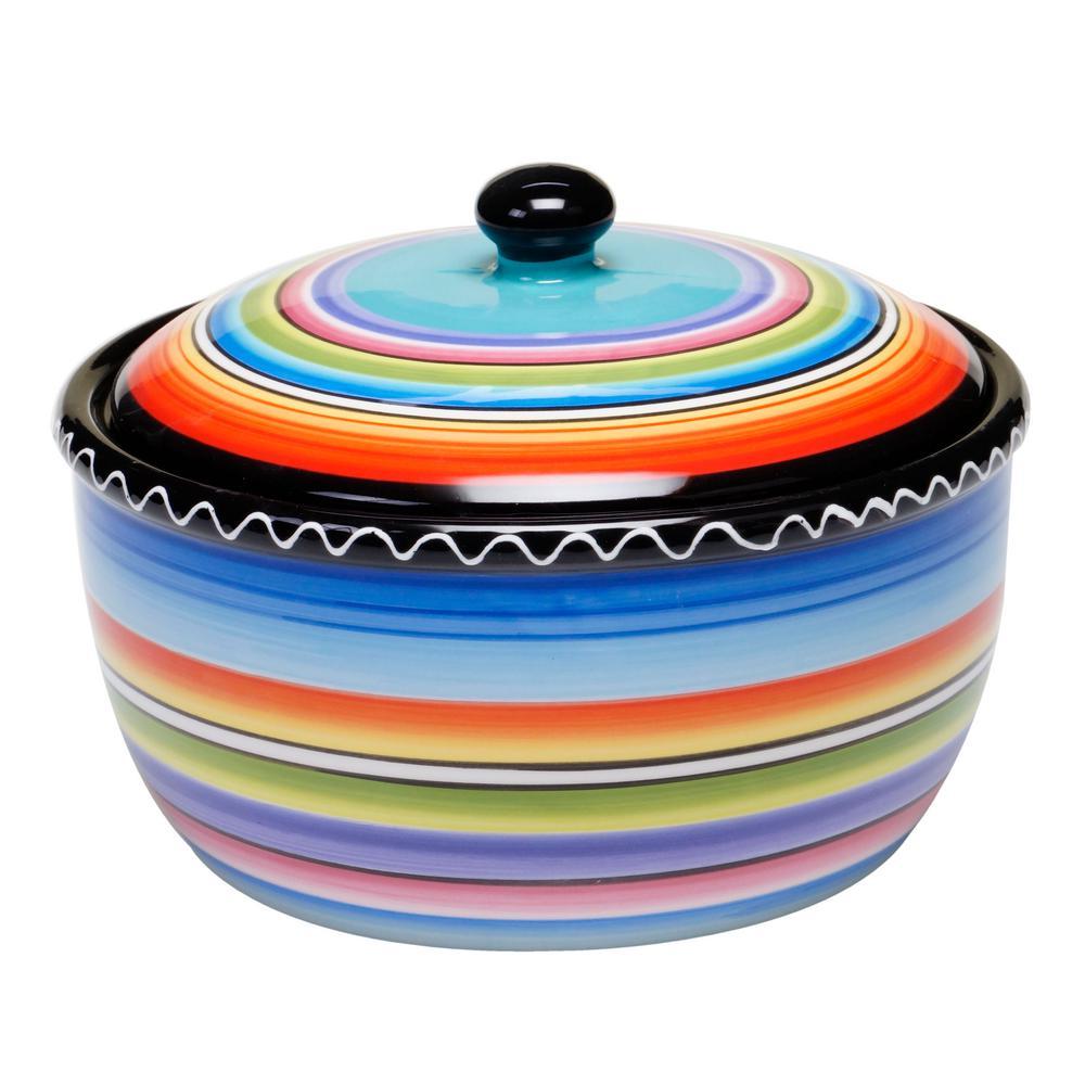 The Tequila Sunrise Collection Bean Pot (2 qt)