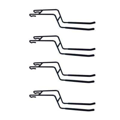 ProRack 6 in. Double Side Hook (4-Pack)