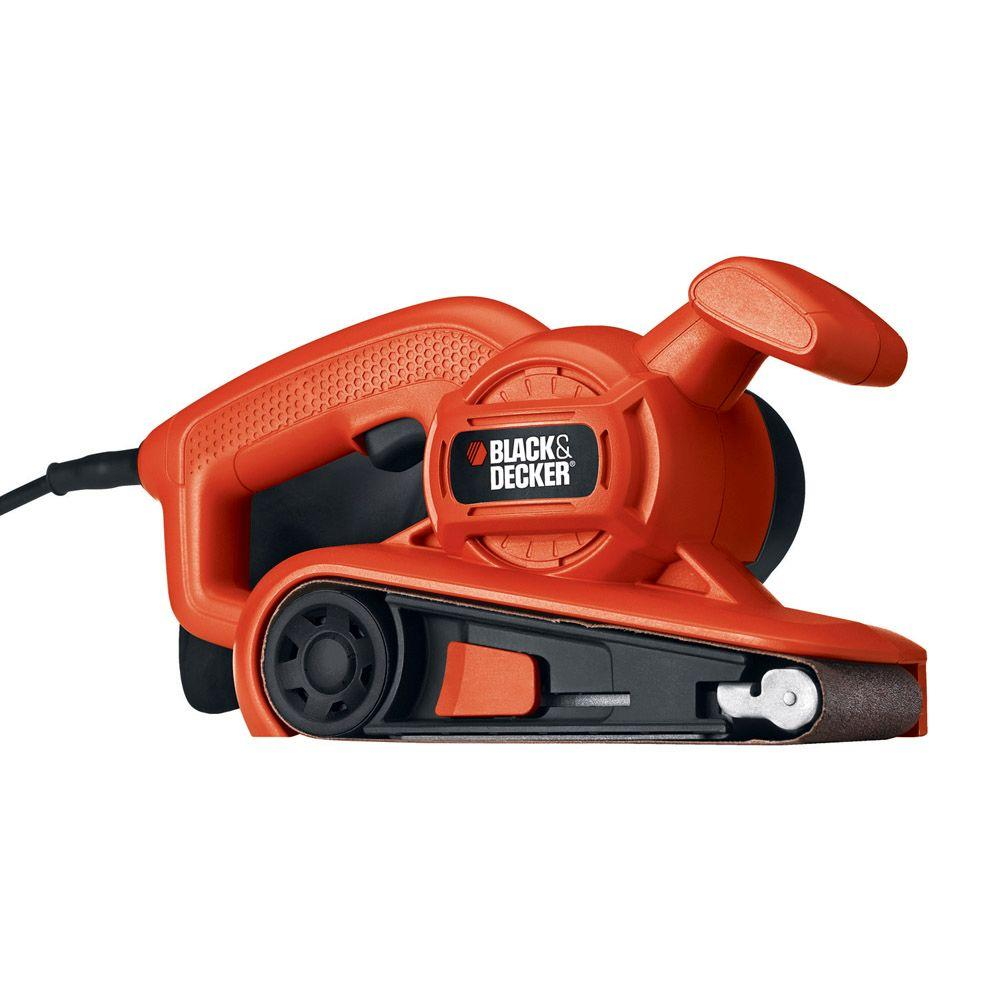 BLACK+DECKER 6 Amp 3 in. x 18 in. Belt Sander