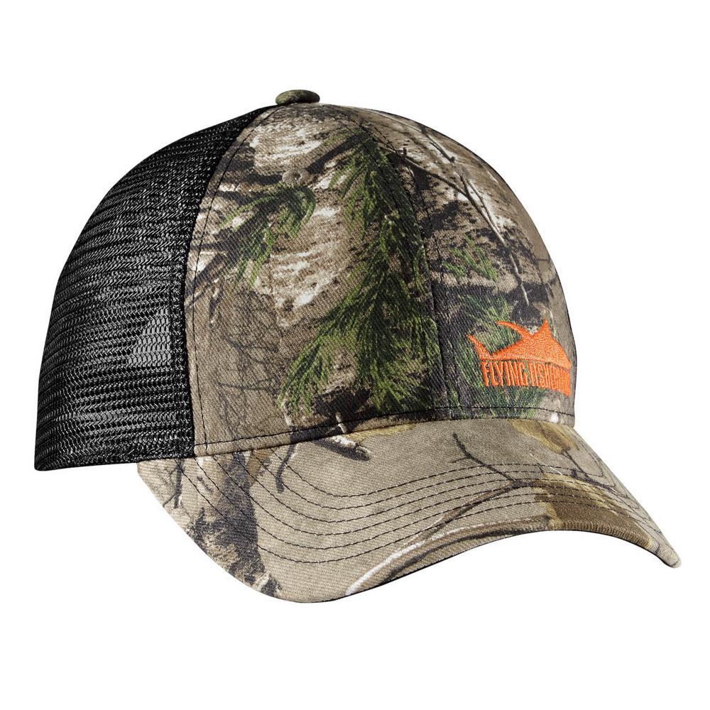 Tuna Camo Trucker Hat