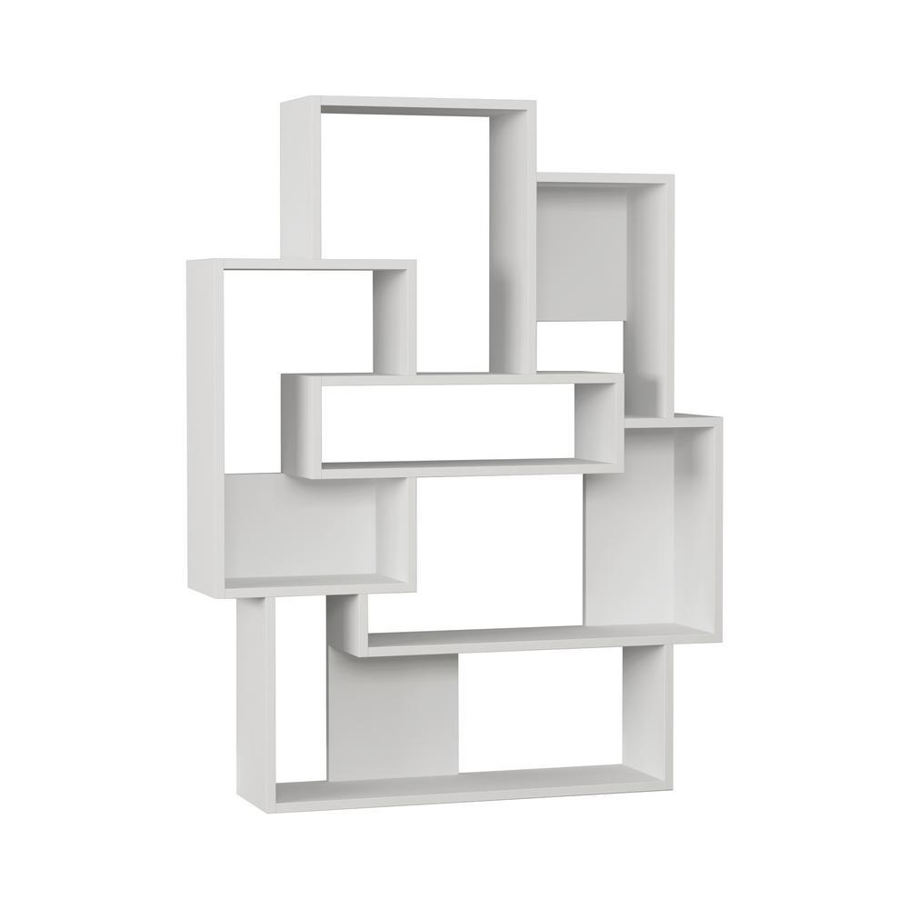 Bernard White Mid-Century Modern Bookcase