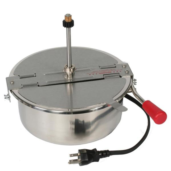 8 oz. Replacement Kettle for 8 oz Popcorn Machines