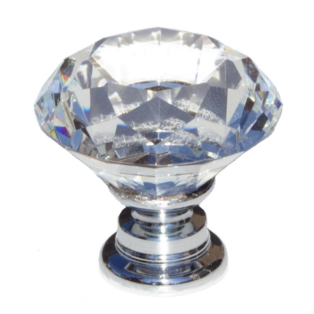crystal kitchen cabinet knobs