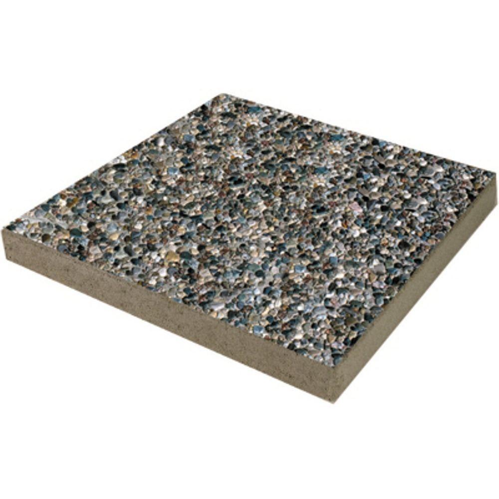 Exposed Aggregate Patio Stones Patio Ideas