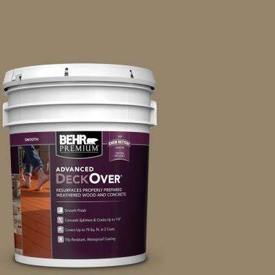 5 gal. #SC-151 Sage Smooth Solid Color Exterior Wood and Concrete Coating