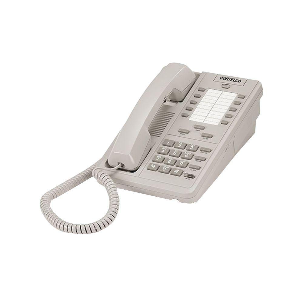 Patriot Corded Telephone - Pearl Gray