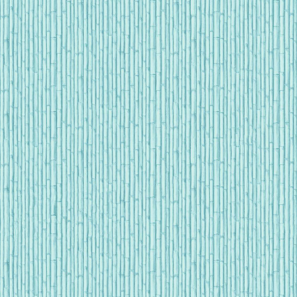York Wallcoverings 56 sq. ft. Bamboo Curtain Wallpaper-DISCONTINUED