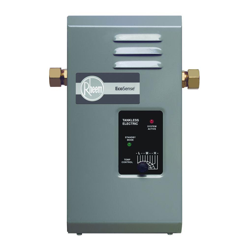 Rheem Rete 3 3kw Gpm Point Of Use Tankless Electric