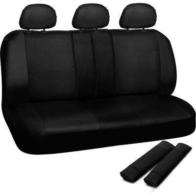 Polyurethane Bench Seat Cover in 21.5 in. L x  23 in. W x 31 in. H  Bench Seat Cover in Black