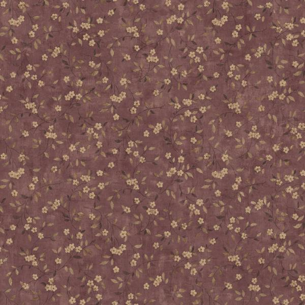 York Wallcoverings Floral Sprig Wallpaper LG1308