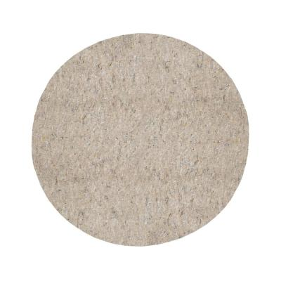 6 Round Rug Pads Rugs The Home Depot