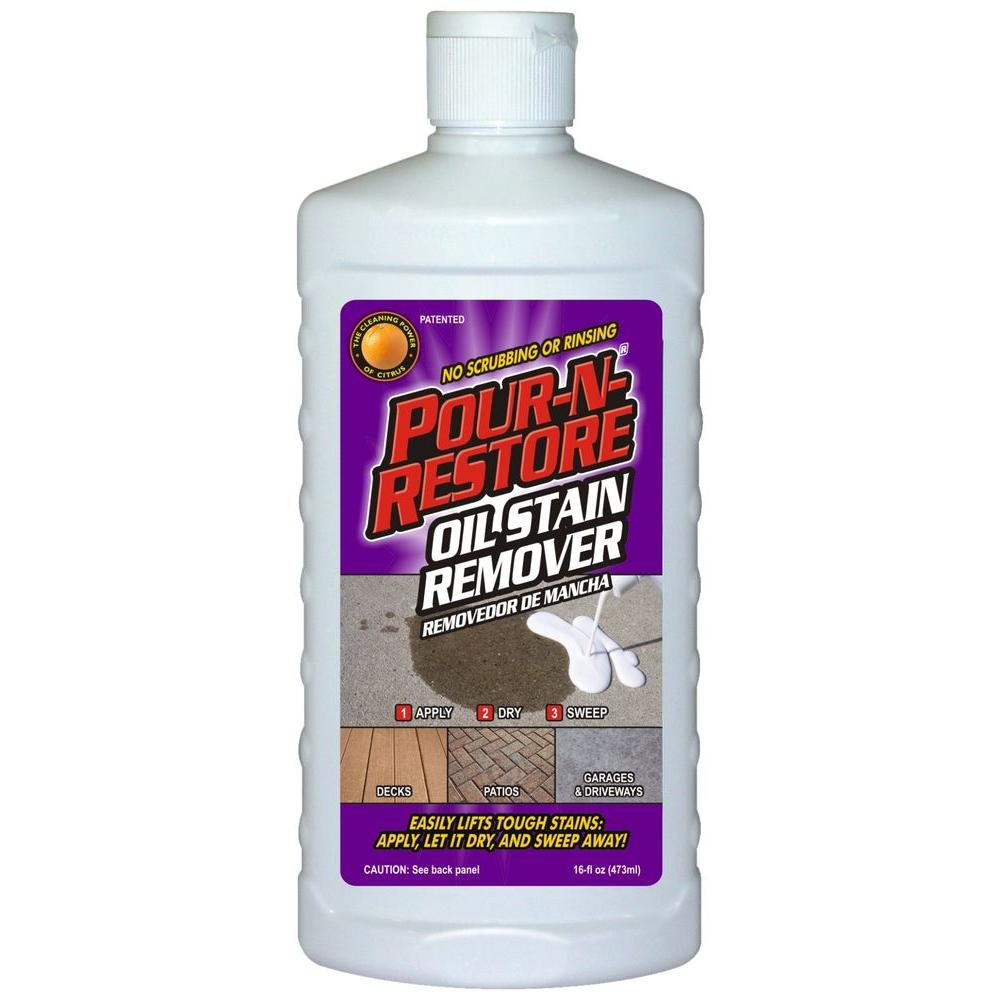 Pour N Re 16 Oz Oil Stain Remover