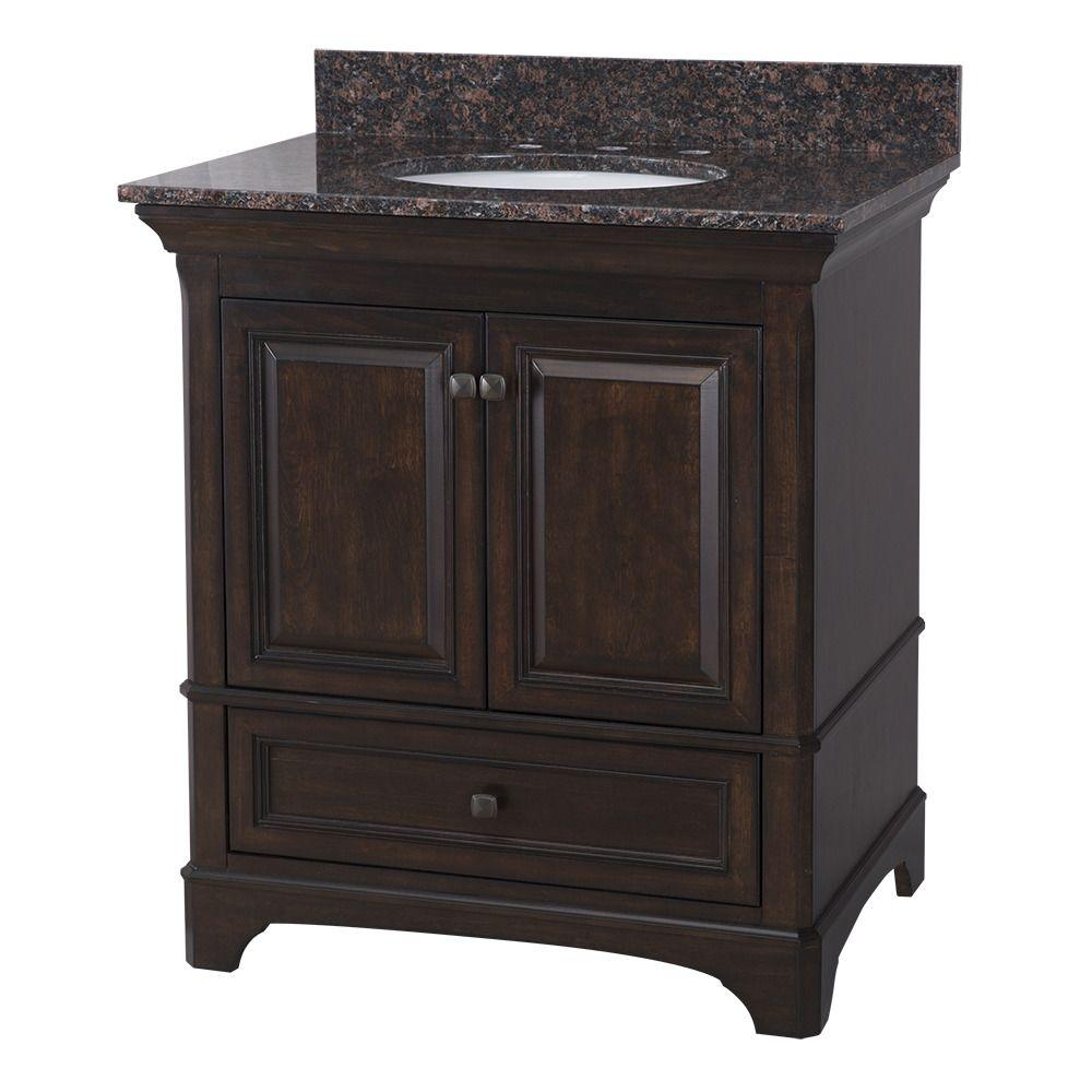 Home Decorators Collection Moorpark 31 In Vanity In