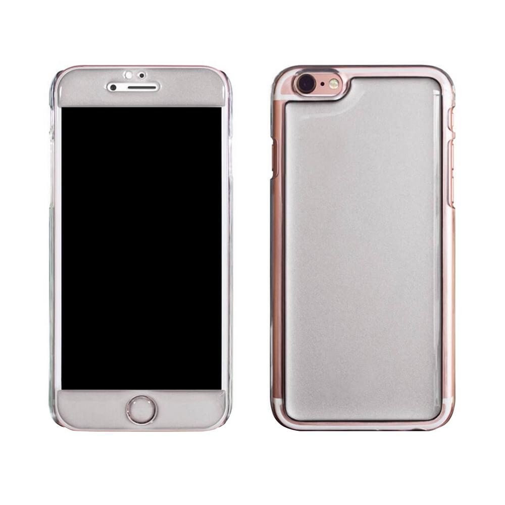 Anti Gravity iPhone 6/6S Silver Selfie Cases and Phone Accessories (5-Piece)