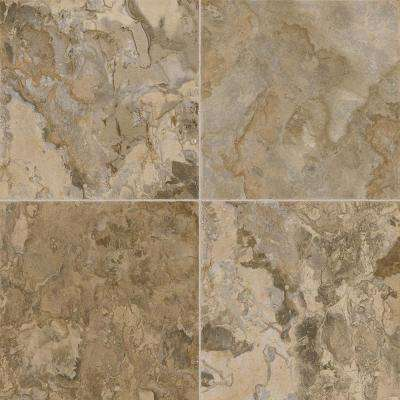 San Pablo Slate Butterscotch 13.2 ft. Wide x Your Choice Length Residential Vinyl Sheet Flooring