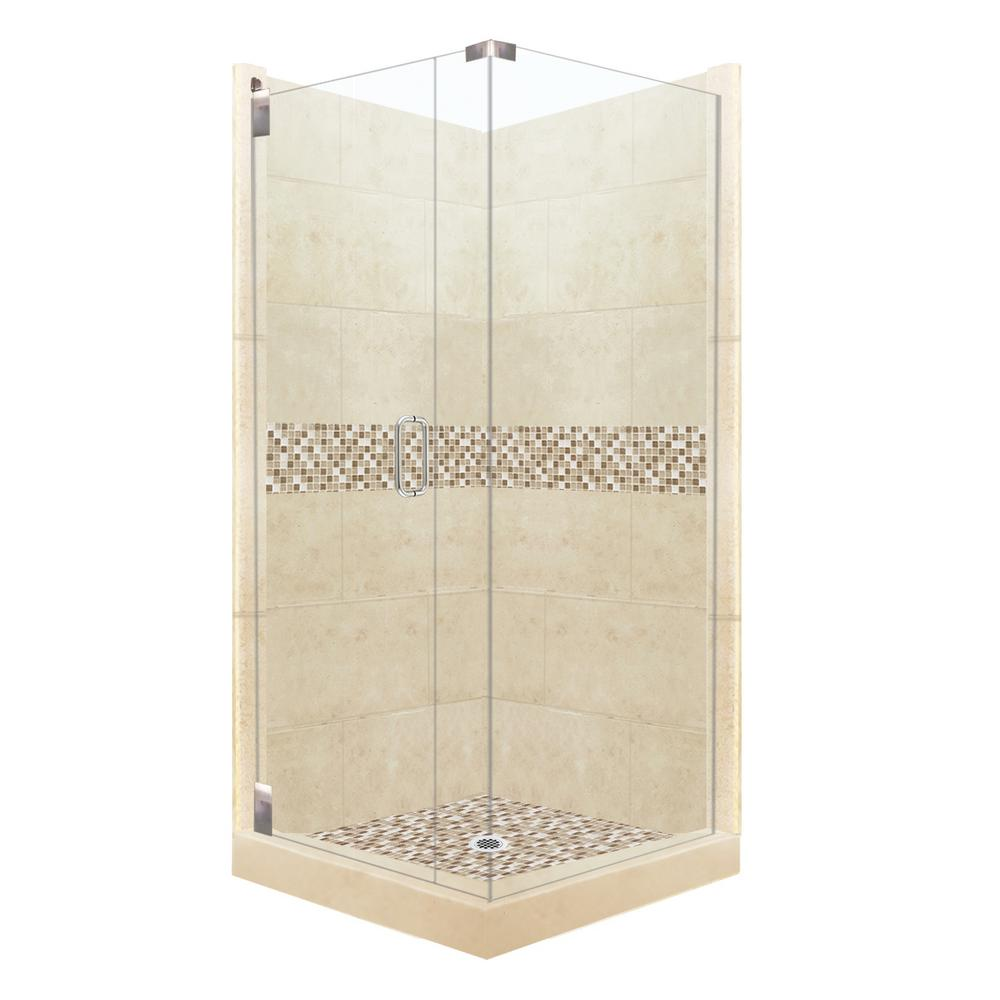 Roma Grand Hinged 38 in. x 38 in. x 80 in.