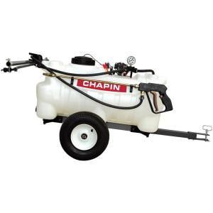 Click here to buy Chapin 25 Gal. 12-Volt EZ Tow Dripless Sprayer 97700 by Chapin.