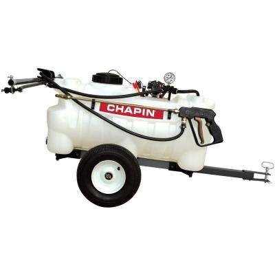 25 Gal. 12-Volt EZ Tow Dripless Sprayer 97700