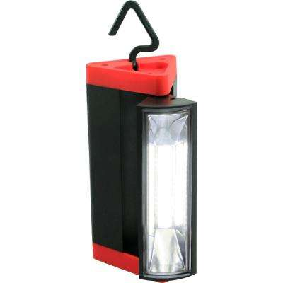 COB 3-Watt Triangle Swivel Worklight (2-Pack)