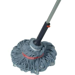 Rubbermaid Commercial Products 54 inch Self-Wringing Ratchet Twist Mop by Rubbermaid Commercial Products