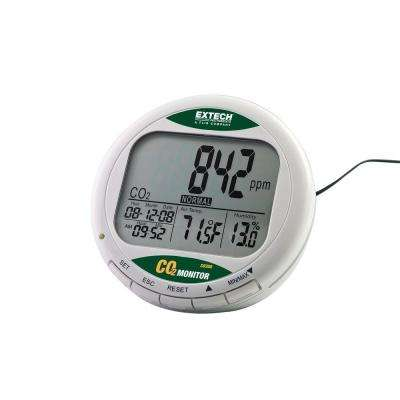 Desktop Indoor Air Quality CO2 Monitor