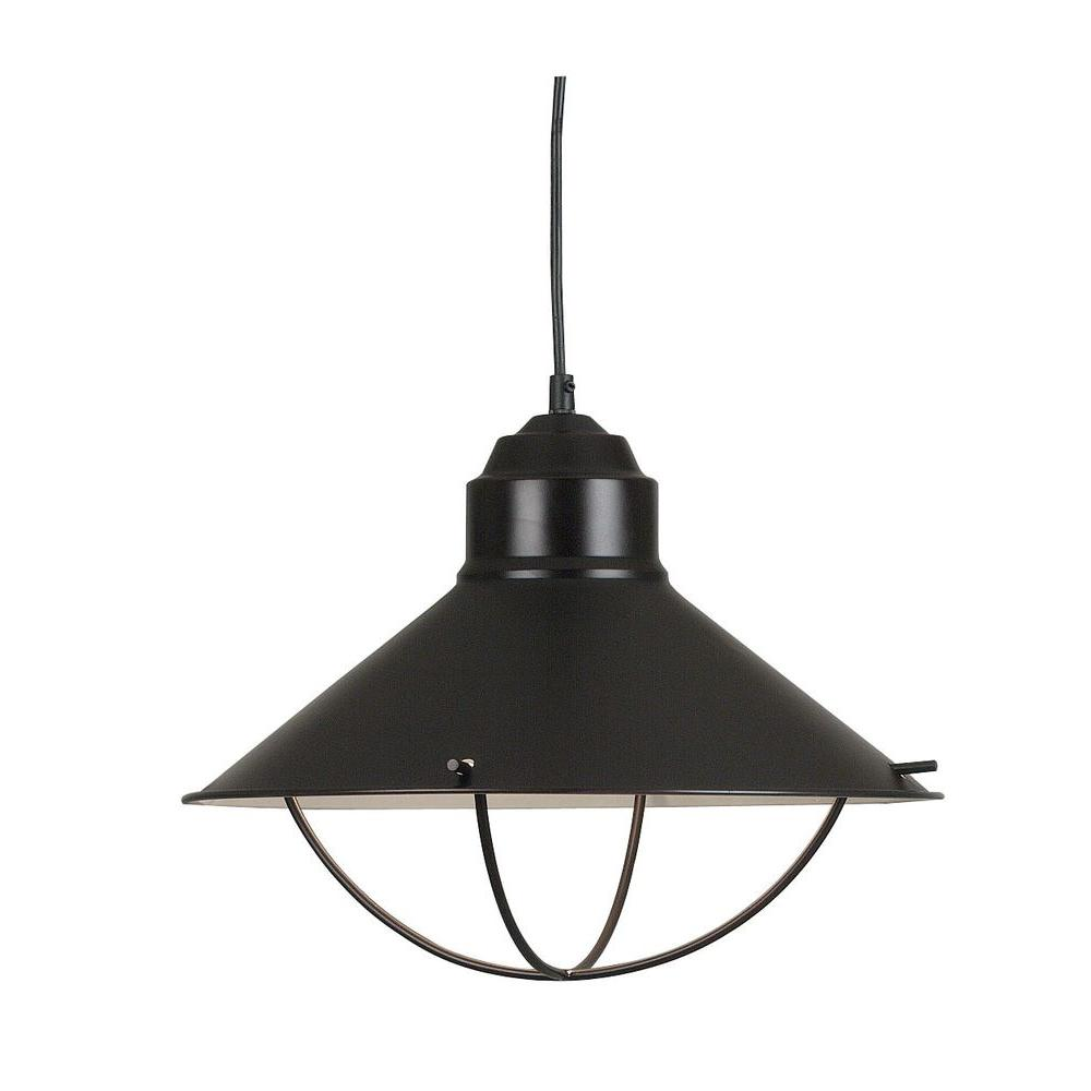 Kenroy Home Harbour 1-Light Oil-Rubbed Bronze Pendant
