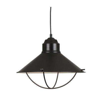 Harbour 1-Light Oil-Rubbed Bronze Pendant