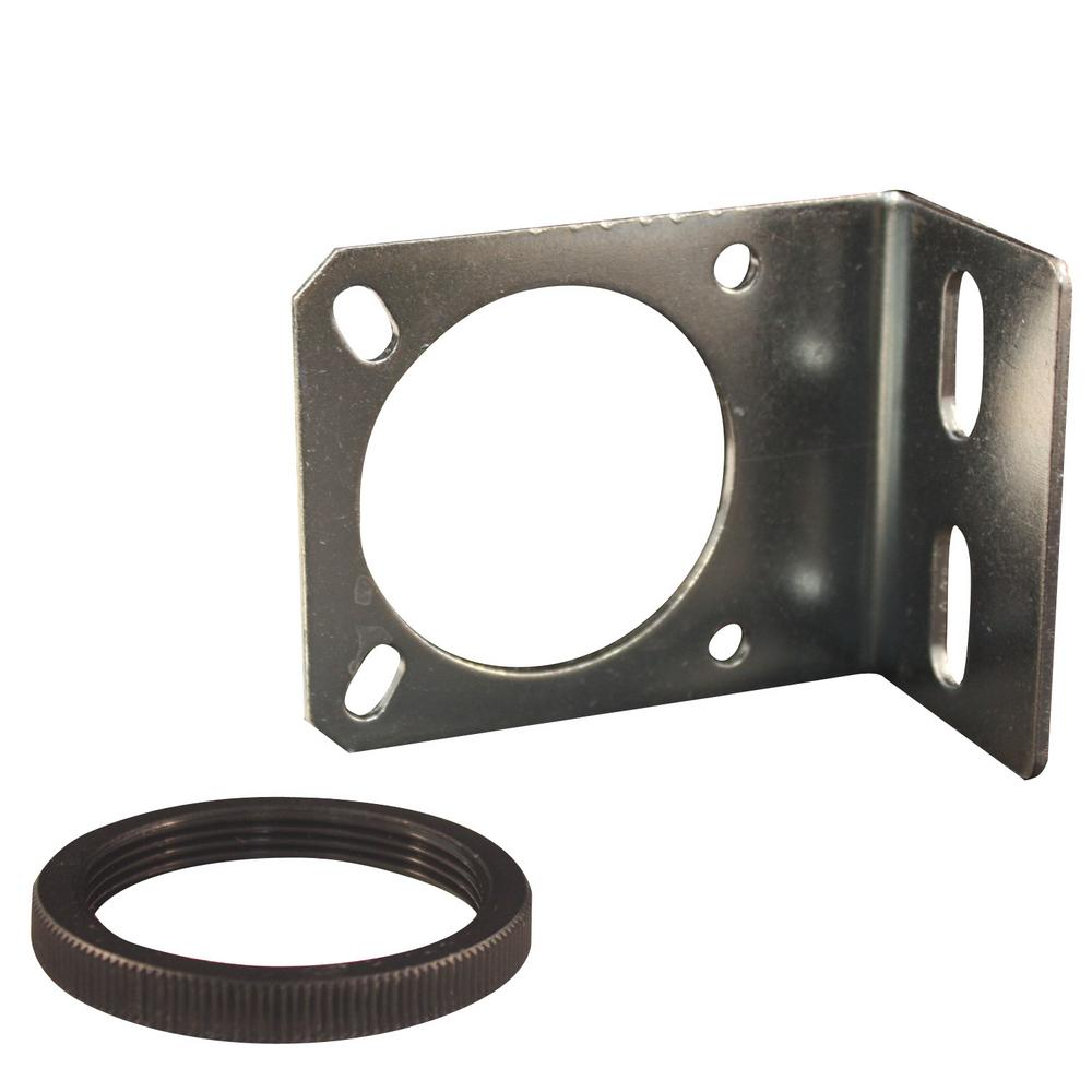 Milton Industries, Inc. Piggyback and Regulator Mounting Bracket
