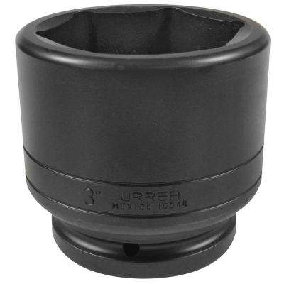 1 in. Drive 6 Point 3-7/8 in. Impact Socket