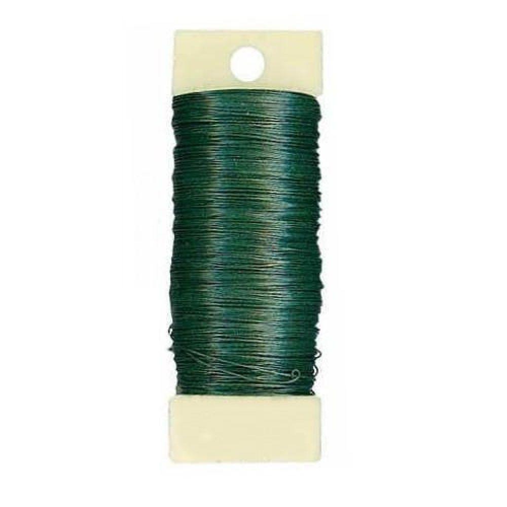 Floracraft 270 ft. 26-Gauge Floral Wire