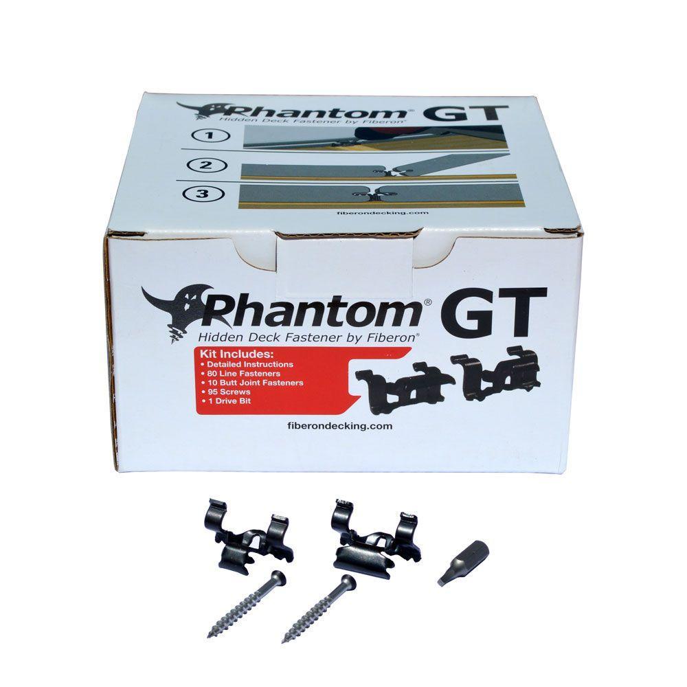Phantom Hidden Deck Fastener Kit