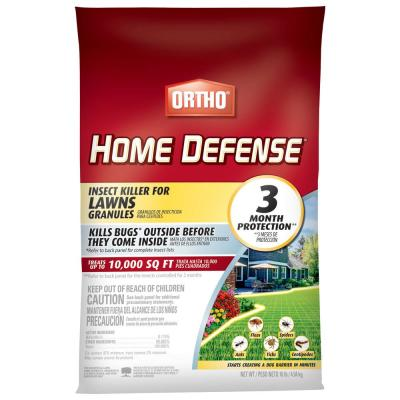 Home Defense 10 lbs. Insect Killer for Lawns Granule