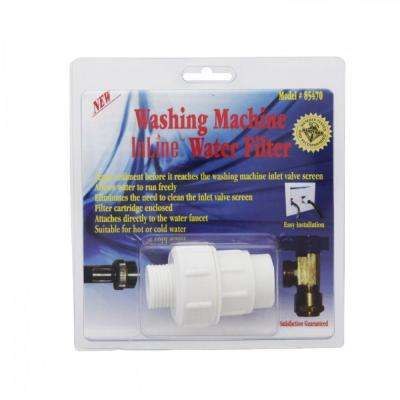 85470 Washing Machine Inline Water Filter