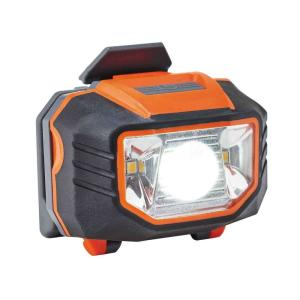 Orange Universal Hard Hat LED Light