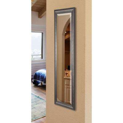 21 in. x 60 in. Royal Curve Rounded Beveled Slender Floor Body Mirror
