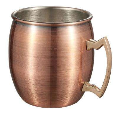 Kremlin Brushed Copper Moscow Mule Mug