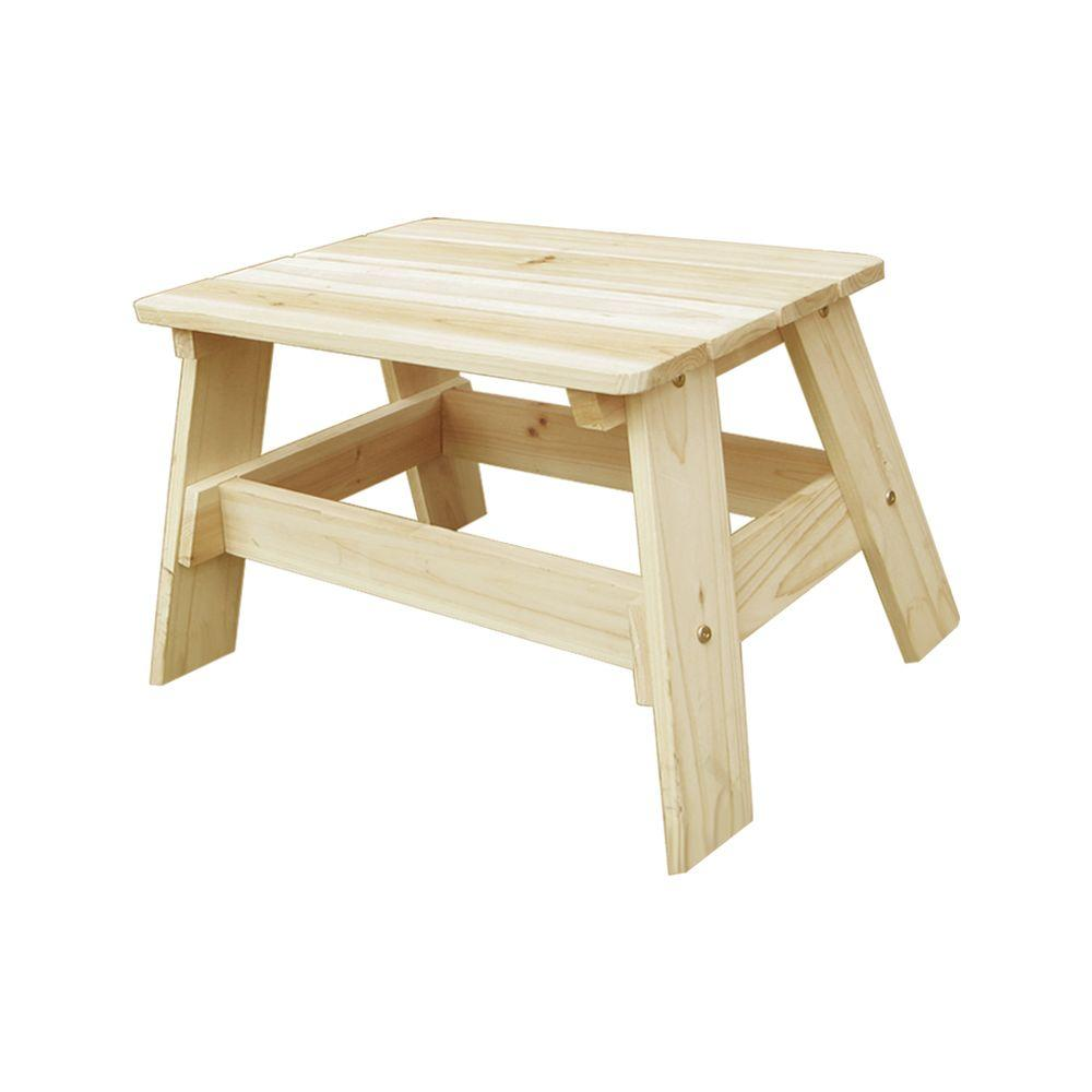 Lohasrus Patio Kids End Table Mm20201 The Home Depot