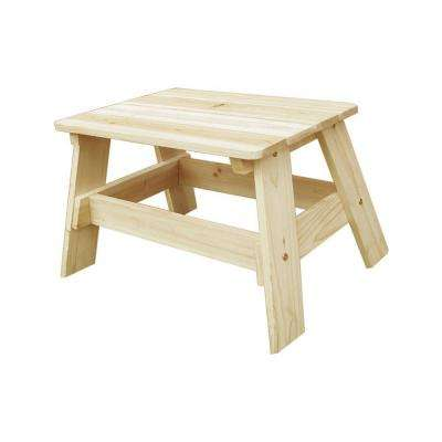 Patio Kids End Table