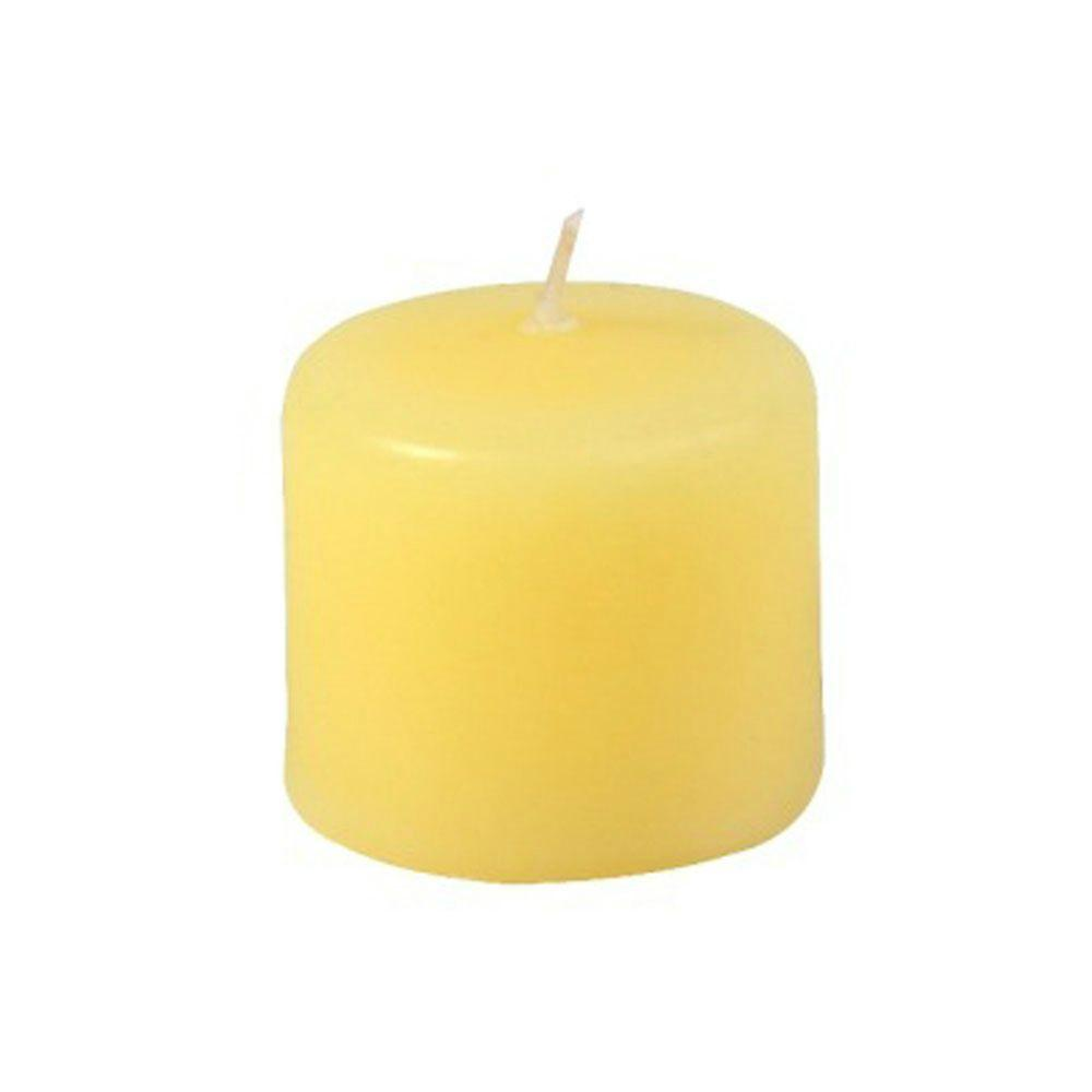 Zest Candle 1.5 in. 15 Hour Ivory Votive Candles (36-Box)