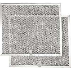 Broan Nutone Allure 1 Series 30 In Range Hood Externally Vented Aluminum Replacement Filter Bps1fa30 The Home Depot