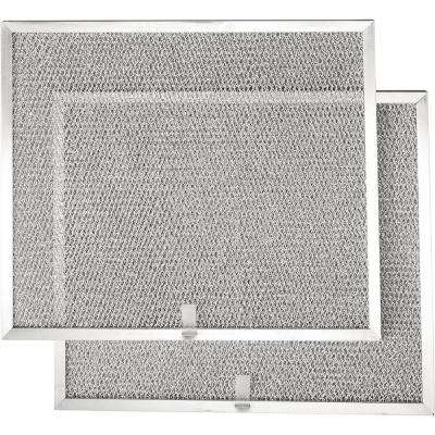 Aluminum Replacement Filter for 36 in. Allure 1 Series Ducted Range Hood