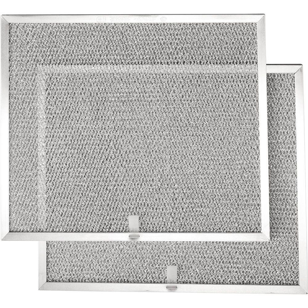 Broan Aluminum Replacement Filter for 36 in. Allure 1 Series Ducted Range  Hood