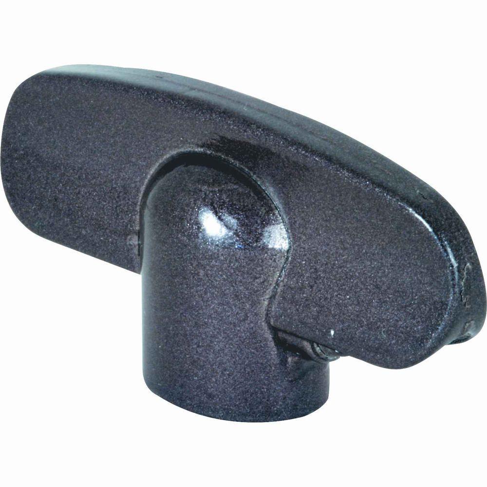 Bronze T-Crank Casement Window Handles (2-Pack)