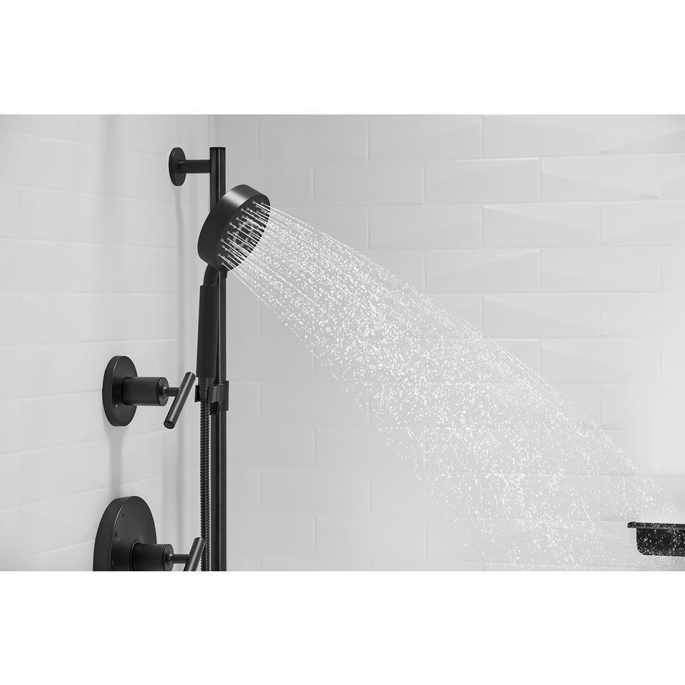 Kohler Purist 3 Spray 5 In Triple Wall Mount Handheld Shower Head